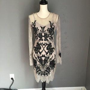 FL&L LACE DREAM DRESS